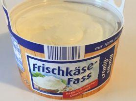 Frischkäsefass, cremiger Frischkäse   Hochgeladen von: LutzR