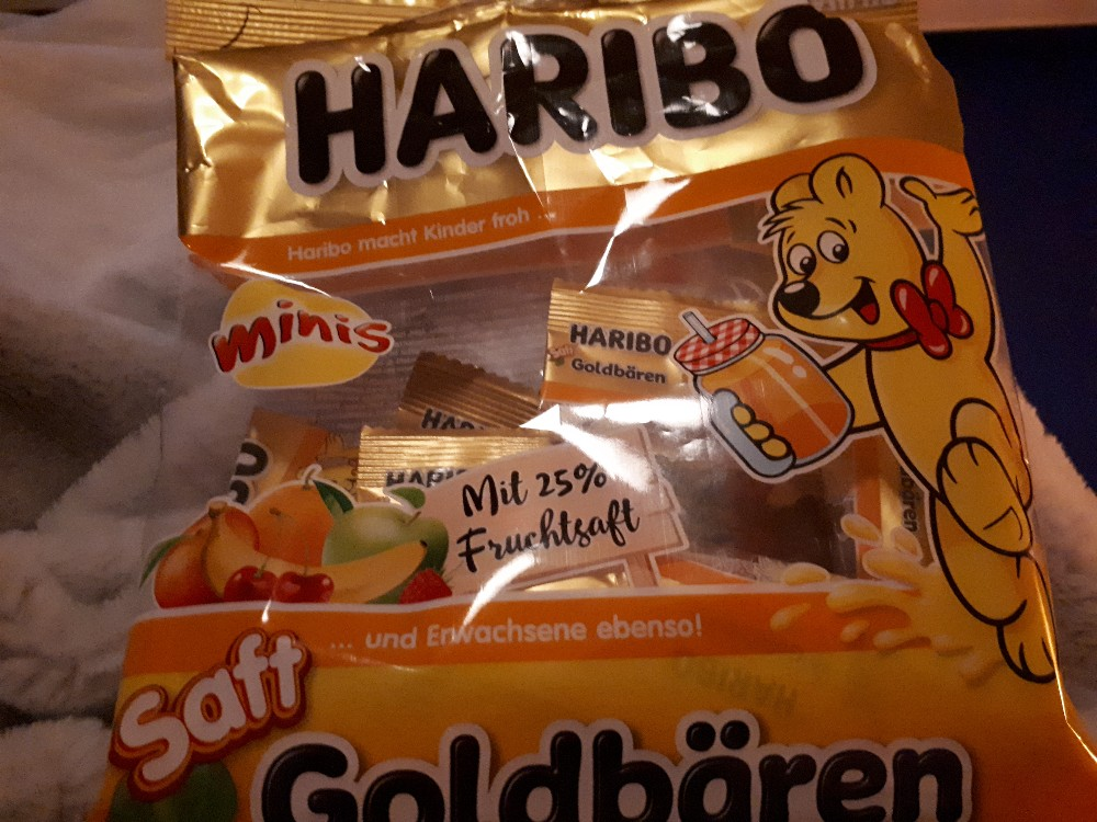 Haribo Saft Goldbären von bide   Hochgeladen von: bide