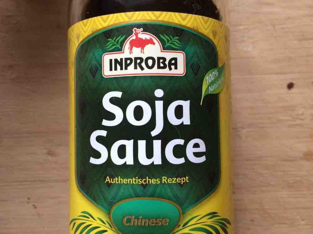 Soja Sauce (Inproba), Chinese von AteBee | Hochgeladen von: AteBee
