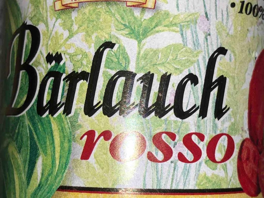Lebe gesund, Bärlauch Pesto rosso von tpsport | Hochgeladen von: tpsport