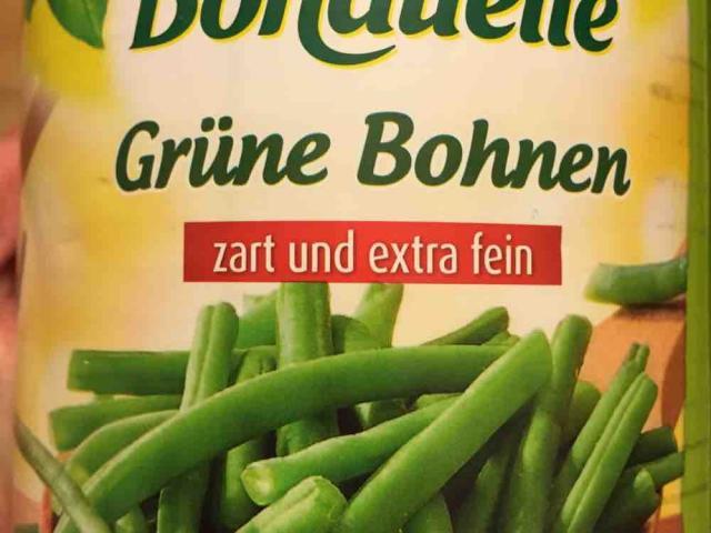 Grüne Bohnen, Feinste Auslese von JezziKa | Hochgeladen von: JezziKa