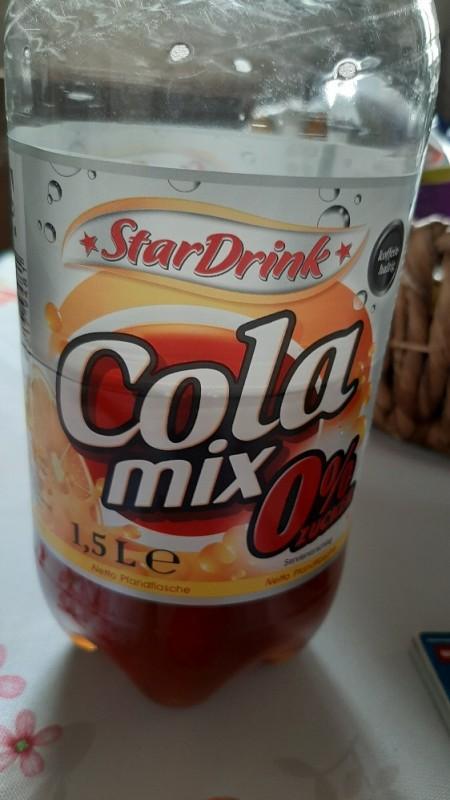 Cola mix 0% Zucker Stardrink von marina5376   Hochgeladen von: marina5376