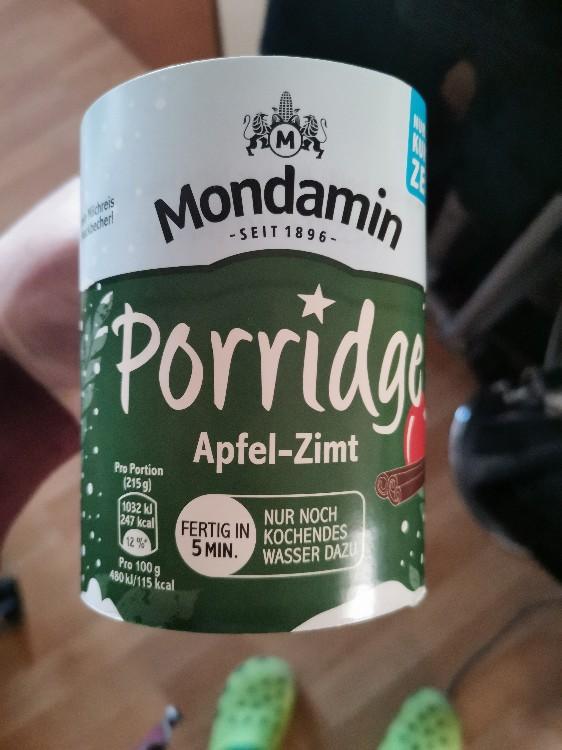 Porridge, Apfel-Zimt von Grasun | Hochgeladen von: Grasun