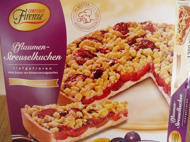 Fotos Und Bilder Von Kuchen Torten Pflaumen Streuselkuchen