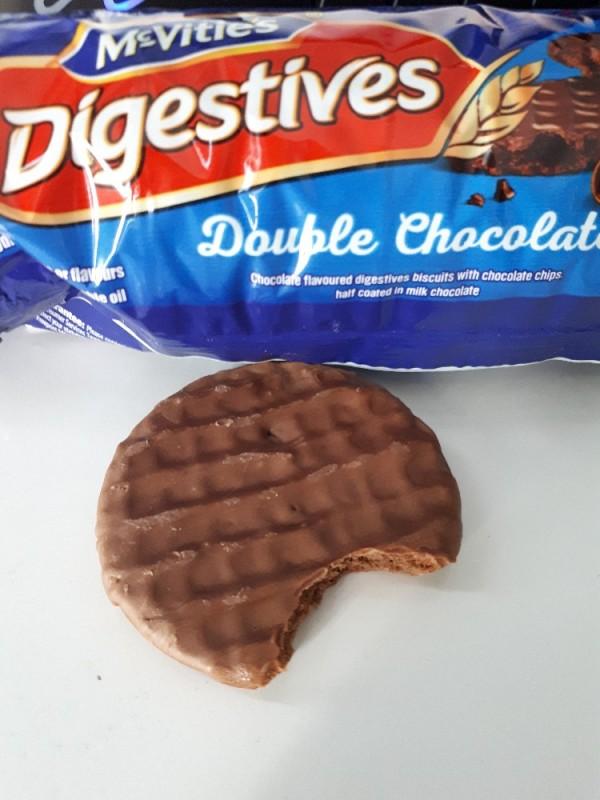 McVities Double Chocolate Digestives, Schoko von mofzx | Hochgeladen von: mofzx