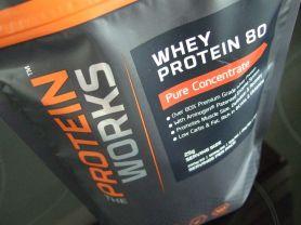 Whey Protein 80, Apple Cinamon Swirl | Hochgeladen von: HJPhilippi