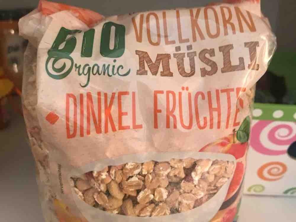 Vollkorn Müsli, Dinkel Früchte von etiennewendt712   Hochgeladen von: etiennewendt712