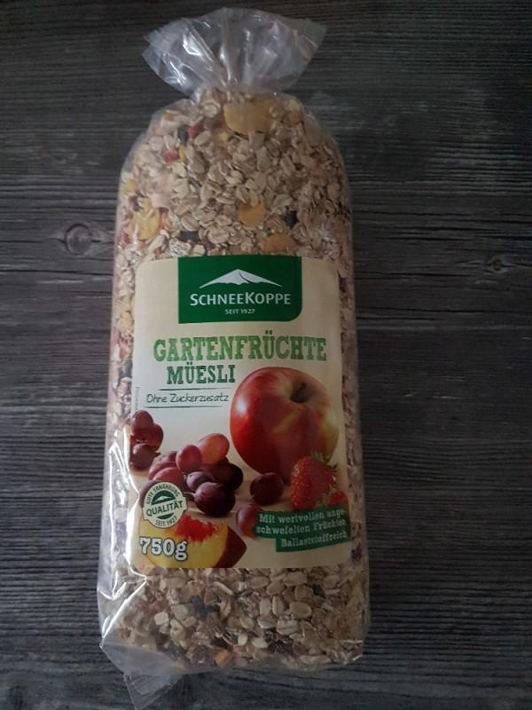 Gartenfrüchte Müsli von Giresunlu | Hochgeladen von: Giresunlu
