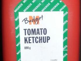 Tomato-Ketchup Migros M-Budget | Hochgeladen von: HHTusserich