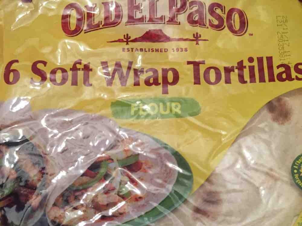 Oldel Paso, Wrap Tortillas von weissmar | Hochgeladen von: weissmar