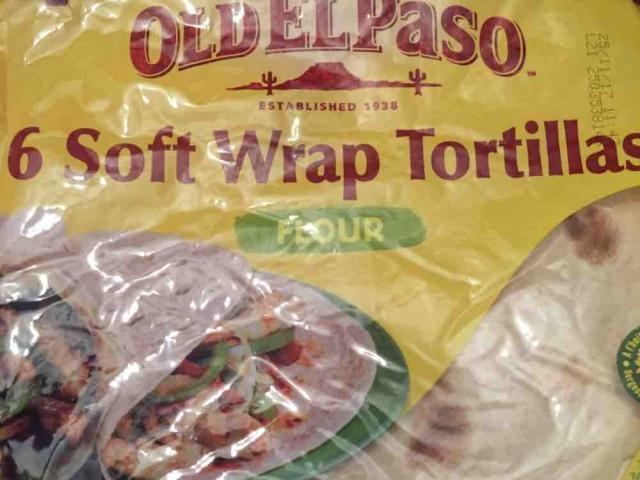 Oldel Paso, Wrap Tortillas von weissmar   Hochgeladen von: weissmar