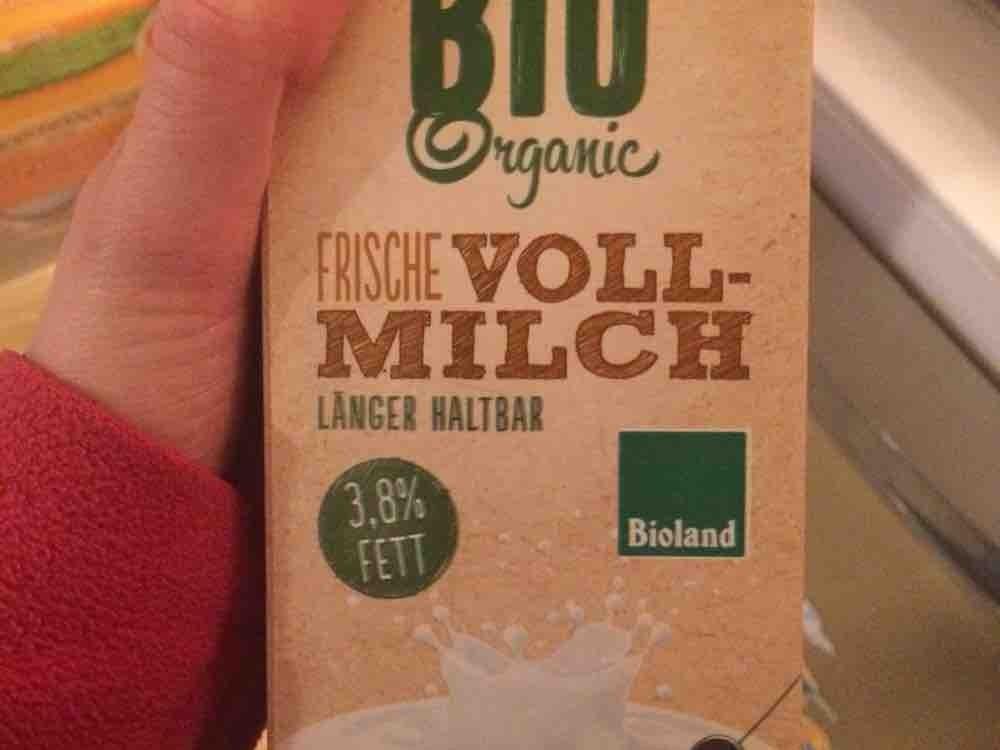 Bio Vollmilch, 3.8% Fett, länger haltbar von hilke87 | Hochgeladen von: hilke87