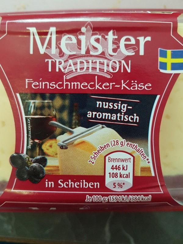 Meister Tradition Feinschmecker-Käse, nussig-aromatisch von Tina65 | Hochgeladen von: Tina65