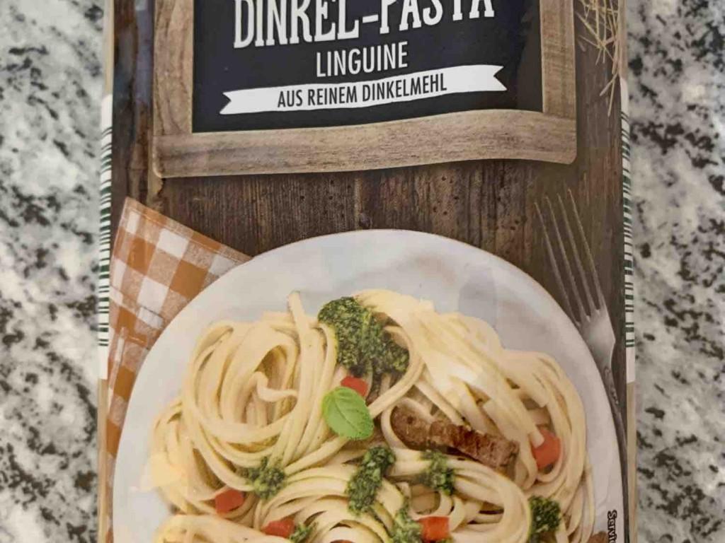 Dinkel-Pasta Linguine, aus reinem Dinkelmehl von chigy | Hochgeladen von: chigy