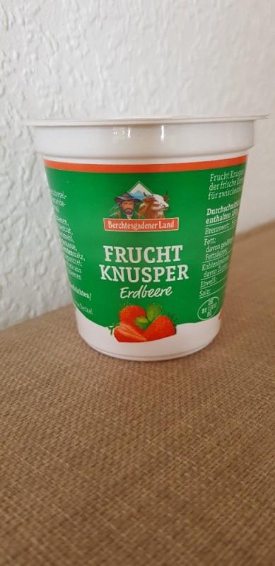 Frucht Knusper, Erdbeere von Lisa Ro   Hochgeladen von: Lisa Ro