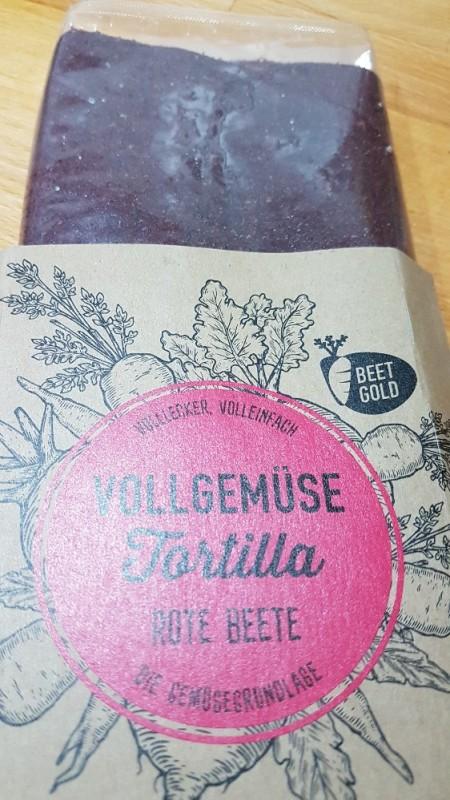 Vollgemüse Tortilla Rote Beete von WoodyXXL | Hochgeladen von: WoodyXXL