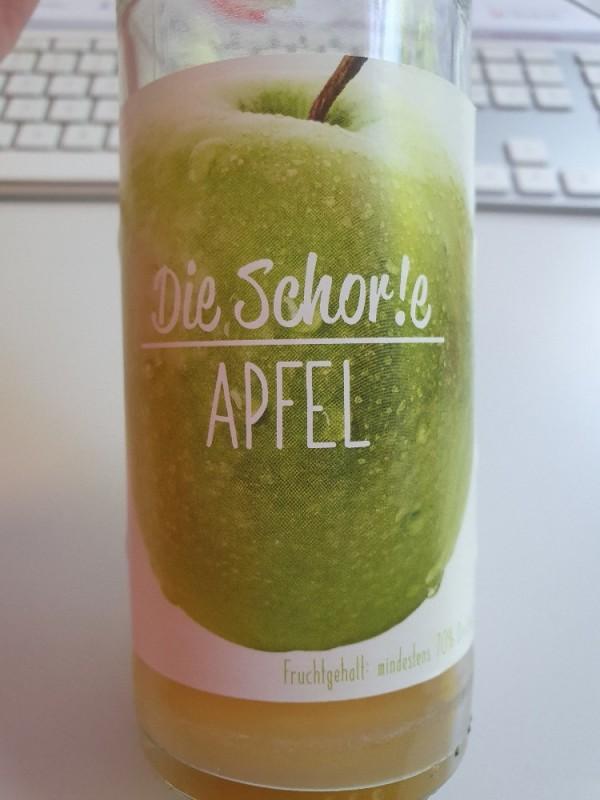 Die Schor!e Schorle Apfel von Liz1606   Hochgeladen von: Liz1606