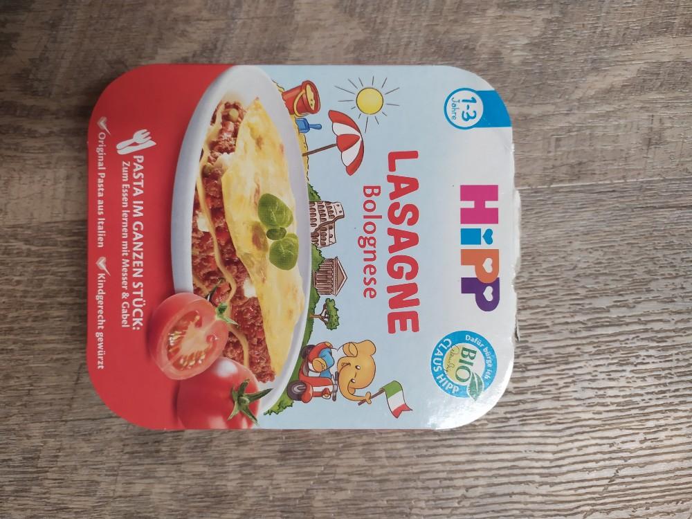 Kinder Lasagne HIPP von tigerkatze82833   Hochgeladen von: tigerkatze82833