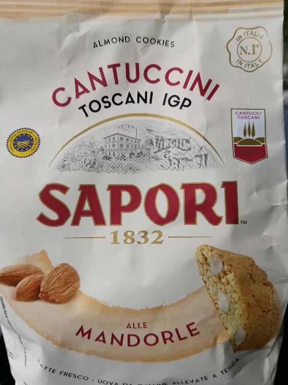 Cantuccini mit Mandeln von docb7   Hochgeladen von: docb7