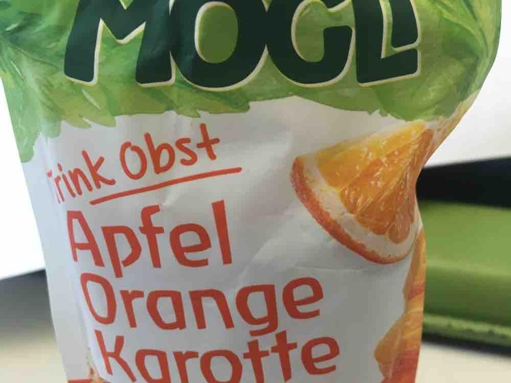 Mogli Moothie, Apfel-Orange-Karotte von utaloecherbach653 | Hochgeladen von: utaloecherbach653