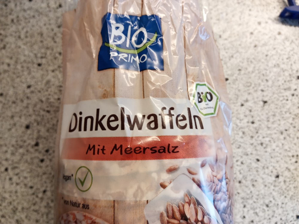 Bio Dinkelwaffeln mit Meersalz von SixPat | Hochgeladen von: SixPat