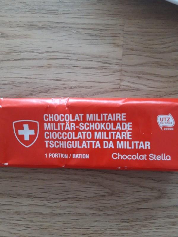 Militär-Schokolade von Golestan | Hochgeladen von: Golestan