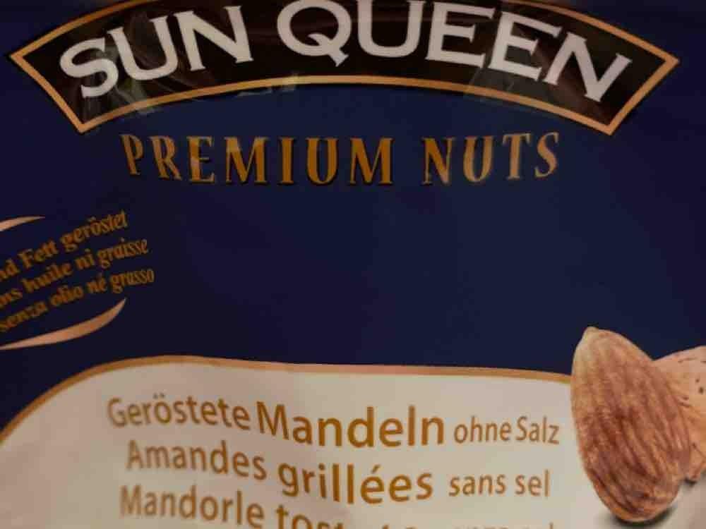 Geröstete Mandeln ohne Salz von caramba5 | Hochgeladen von: caramba5