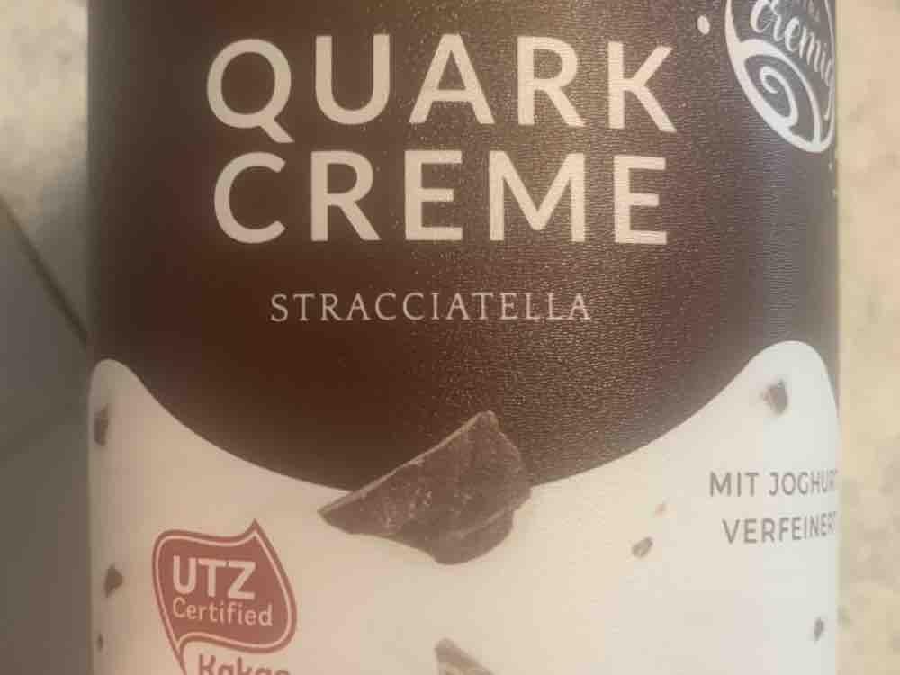 Quarkcreme mit Joghurt, Stracciatella von streusel69   Hochgeladen von: streusel69