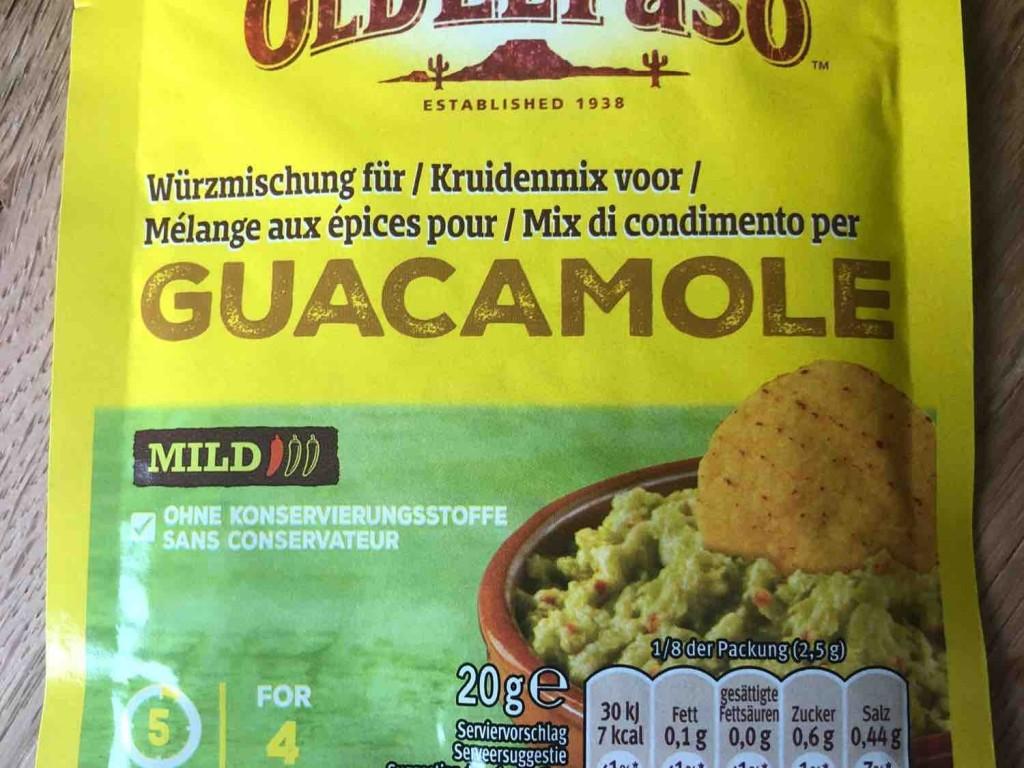 Würzmischung für Guacamole von Klusa | Hochgeladen von: Klusa
