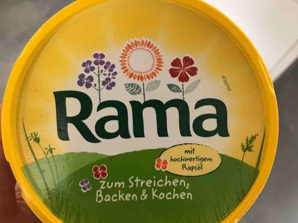 Rama, Margarine mit Rapsöl von Duffjunkie | Hochgeladen von: Duffjunkie