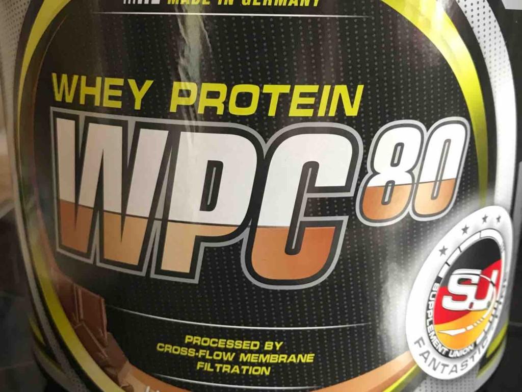 Whey Protein WPC80 Light Cocolate von janspamm313   Hochgeladen von: janspamm313