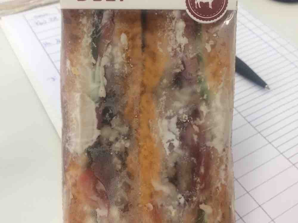 coop Betti Bossi, Sandwich Roasted Beef von hexemoenchen | Hochgeladen von: hexemoenchen