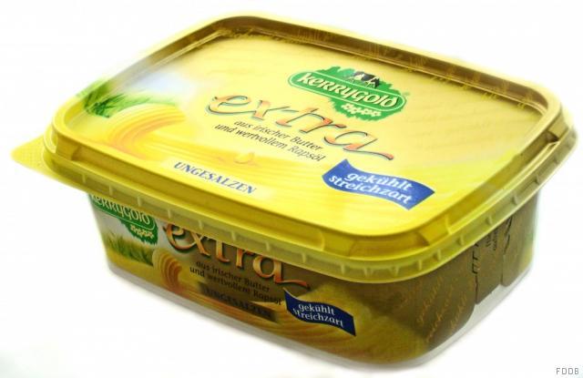 Extra irische Butter mit Rapsöl, Butter | Hochgeladen von: JuliFisch