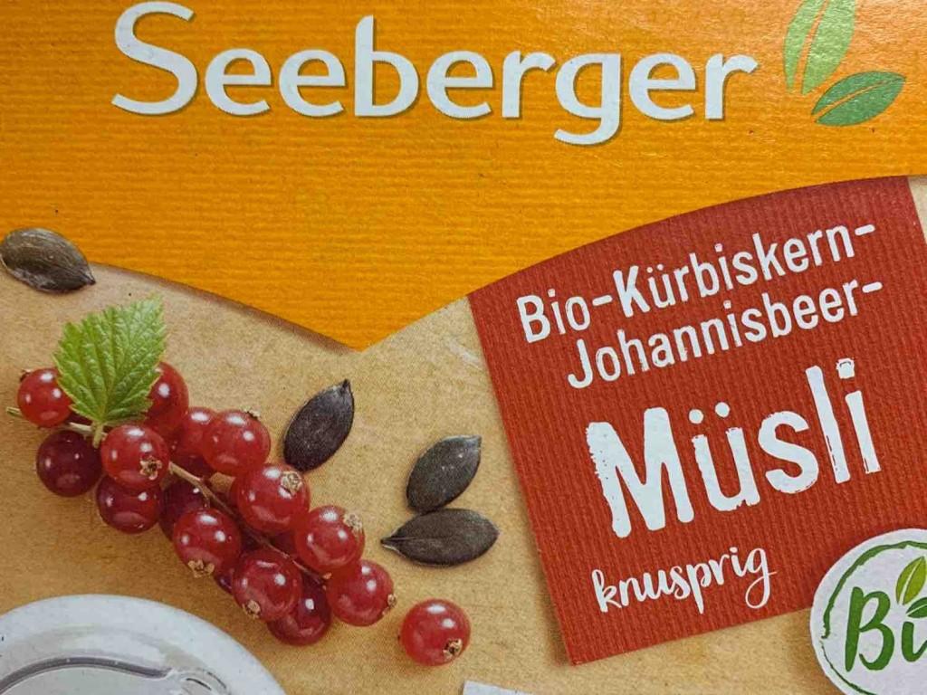 Bio-Kürbisketn-Johannisbeer-Müsli von nicoleschaller229   Hochgeladen von: nicoleschaller229