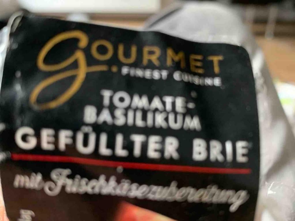 gefüllter Brie Tomate Basilikum von Lomasi | Hochgeladen von: Lomasi