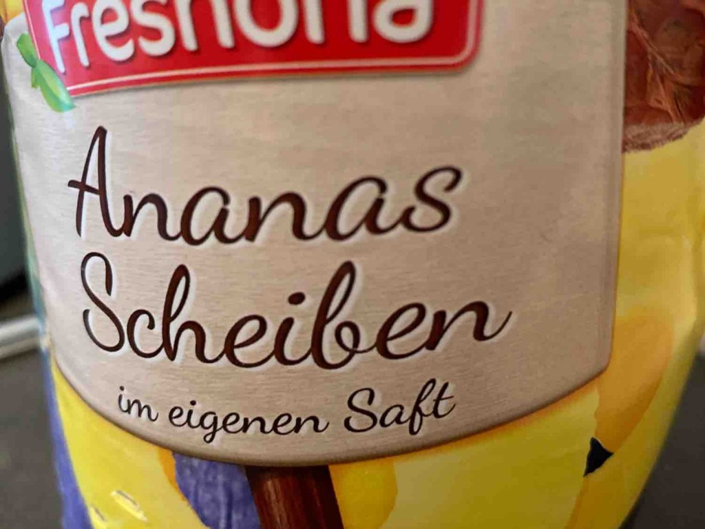 Ananas Scheiben, im eigenen Saft von benjamin99   Hochgeladen von: benjamin99
