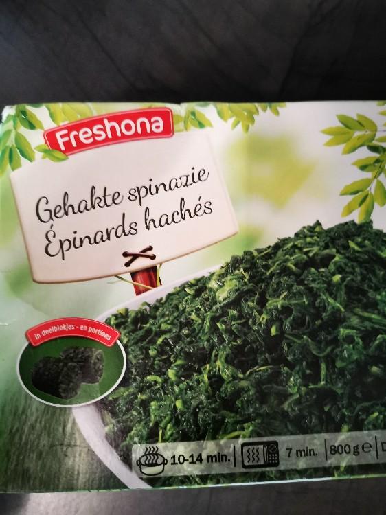 gehakte spinazie von MikX | Hochgeladen von: MikX