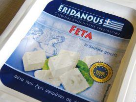 Eridanous, Feta in Salzlake | Hochgeladen von: Kleeene