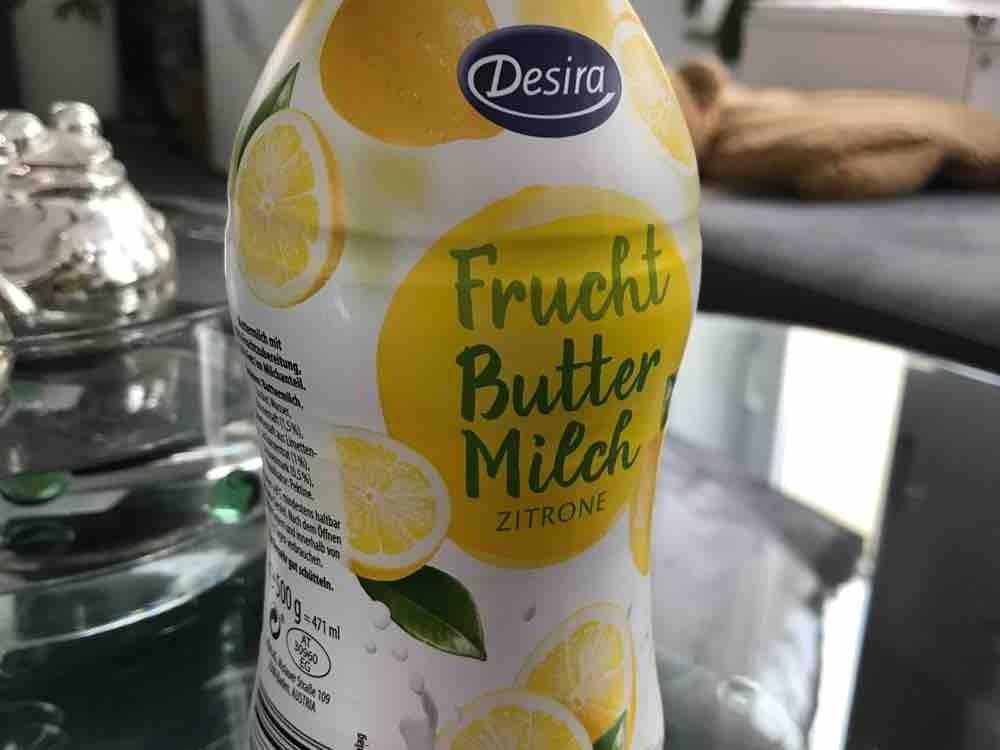 Frucht Buttermilch, Zitrone von Picea   Hochgeladen von: Picea