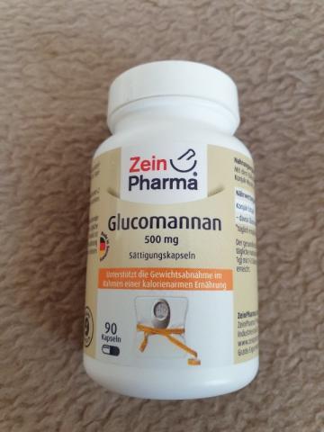 Glucomannan, Sättigungskapseln von zackenfisch | Hochgeladen von: zackenfisch