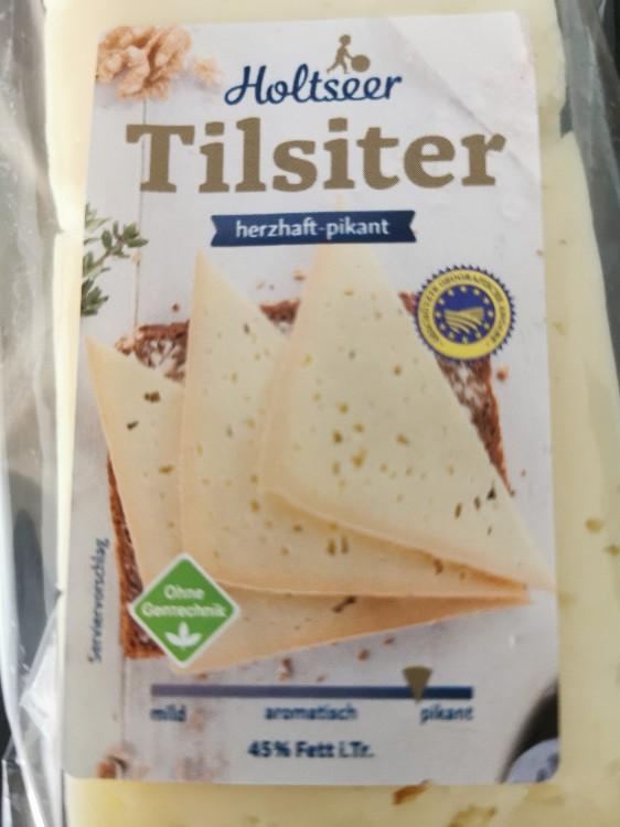 Tilsitter, Käse von Tina. M. | Hochgeladen von: Tina. M.