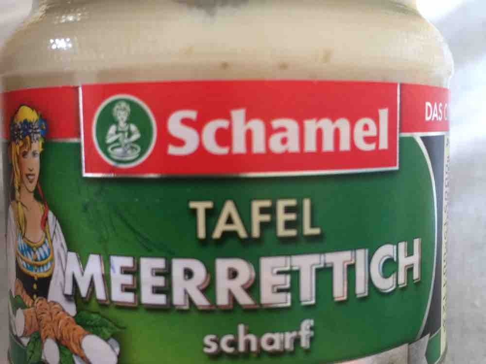 Tafel Meerrettich v. Schamel, scharf von donsimonson   Hochgeladen von: donsimonson