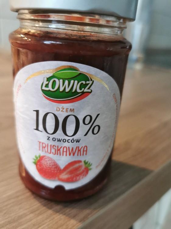 Erdbeer Marmelade, 100% Frucht von Rwa.prk | Hochgeladen von: Rwa.prk