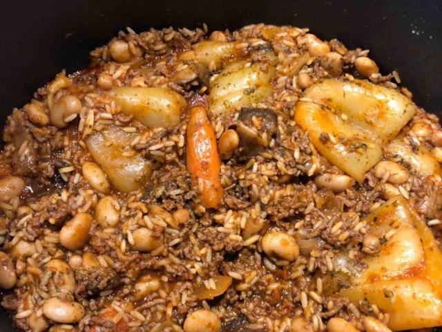Reispfanne mit Gemüse von Jassi25   Hochgeladen von: Jassi25