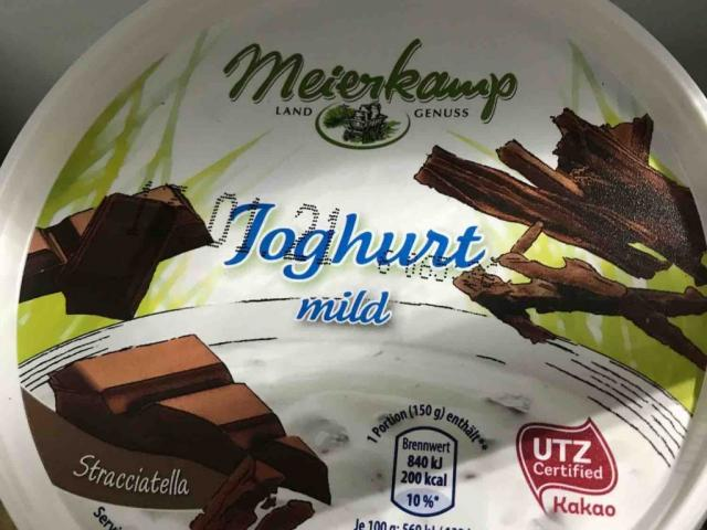 Joghurt mild , Stracciatella von 1daggy | Hochgeladen von: 1daggy