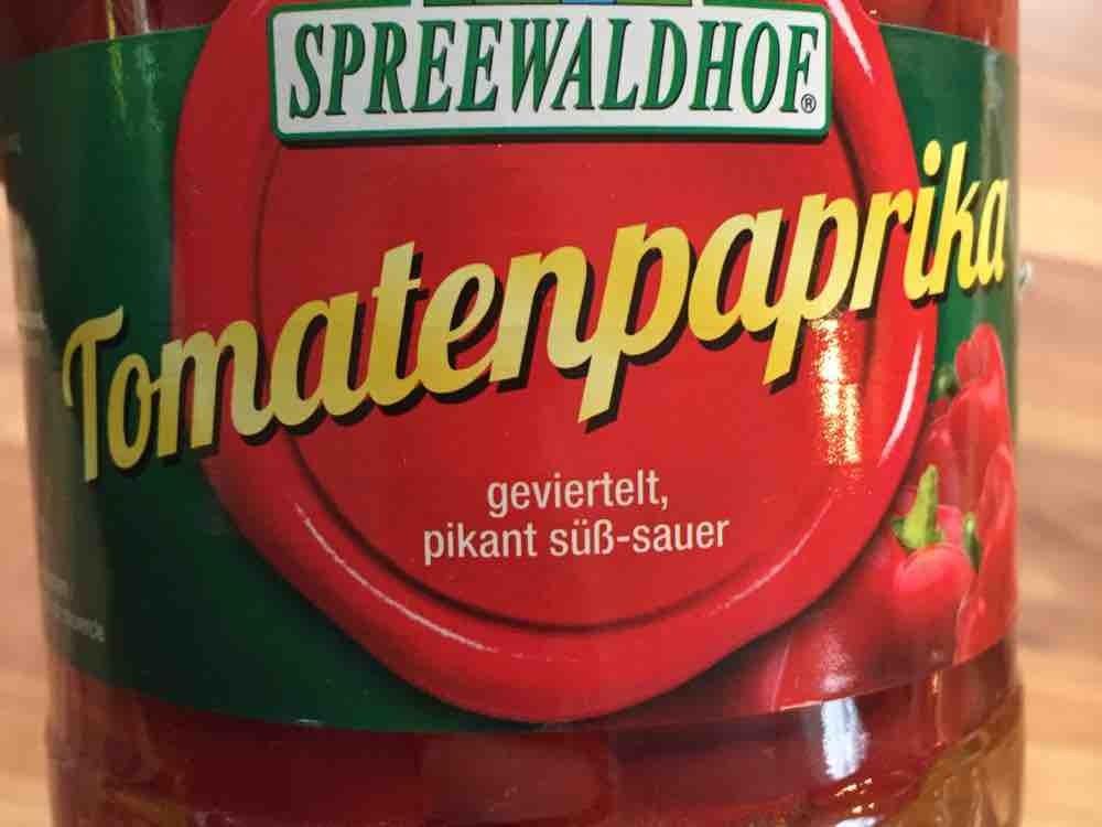 Tomatenpaprika, pikant süß-sauer von Lucia6676 | Hochgeladen von: Lucia6676