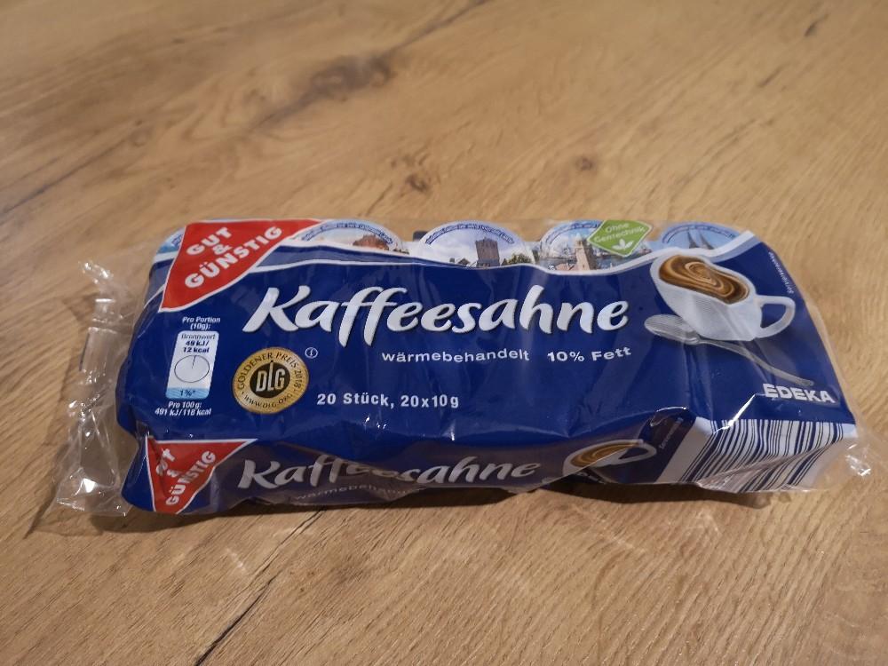 Kaffee Sahne, ultrahocherhitzt 10% Fett von MM127   Hochgeladen von: MM127
