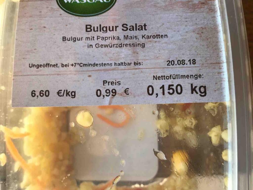 Bulgur Salat von belu1979   Hochgeladen von: belu1979