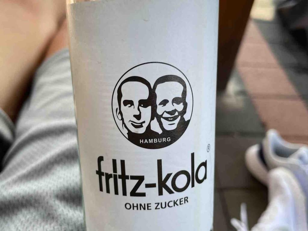 Fritz-Kola, ohne Zucker von fragsonntag | Hochgeladen von: fragsonntag