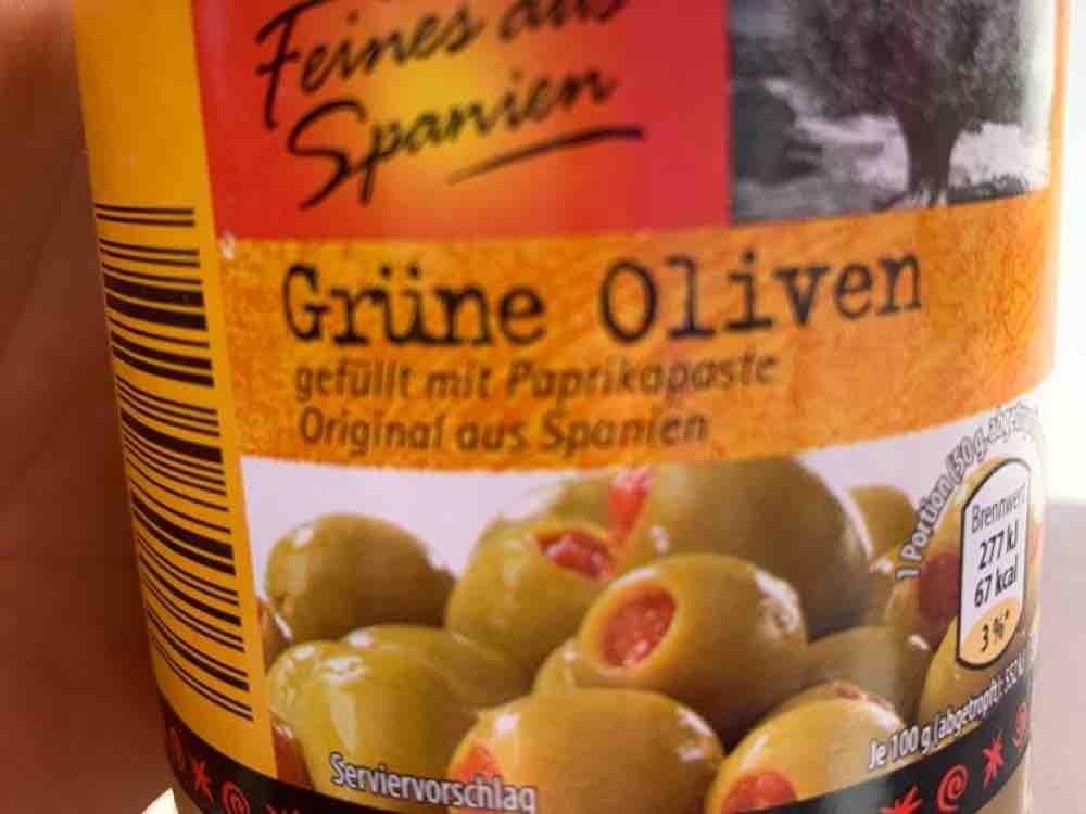grüne oliven, feines aus Spanien von KaosDancer | Hochgeladen von: KaosDancer
